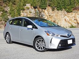 2015 Toyota Prius V Technology Road Test Review | CarCostCanada