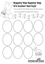 easter egg hunt template egg citing easter egg hunt ideas brisbane kids