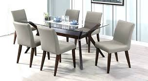 full size of glass dining tables and chairs inspiring table 4 uk with 6 gla home