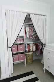 20 DIY Closet Solutions Kids s Doors and Kid closet