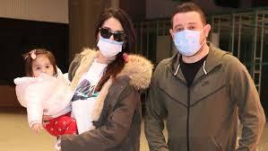 Nihat Kahveci ve ailesinin yılbaşı alışverişi