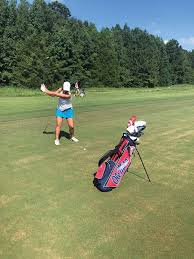 Hometown girl' at US Women's Amateur - The Dispatch