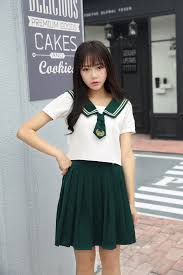 Cheap school uniform white shirts Buy Quality korean school.