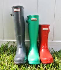 hunter boots size 6 sasea decor rainy jackpot