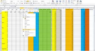 how to make a budget how to make a budget spreadsheet in excel papillon northwan