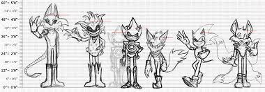 Height Chart Reference Relevant Sonic Character Height Reference Draft By