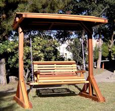 1000 images about garden furniture swing beds on wooden garden swing bench