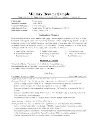 Military Resume Cover Letter Best Of Military Cover Letter Examples Eukutak