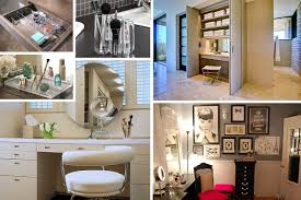 more makeup organizer ideas for a tidy display of beauty s storage design decorating ideas