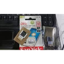 Thẻ Nhớ Ps Vita 32gb Micro Sd + Adapter Ps Vita - Sd2vita / Good / Ori / No  Kw / Great chính hãng 749,500đ