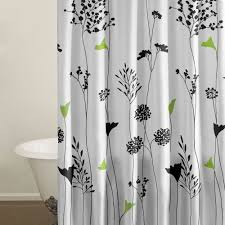 perry ellis asian lily cotton shower curtain pertaining to dimensions 2000 x 2000