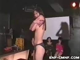Japanese Strip Game Show