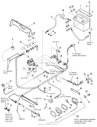 Simplicity 1691340 4212h 12hp hydro parts diagrams rh jackssmallengines simplicity lawn tractor wiring diagram simplicity tractor electrical schematic
