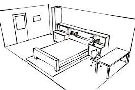 Interior Design Bedroom Sketches For Ideas