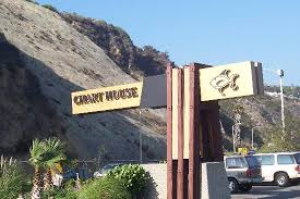 The Chart House Malibu Sign On Pacific Coast Highway Picture Of Chart House