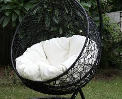 hanging egg chair indoor ceiling hung chairs white hammock swing teardrop hanging egg chair outdoor h95