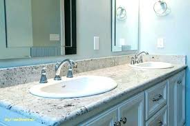 replace bathroom countertop replacing bathroom with how to change bathroom bathroom sinks and s with elegant