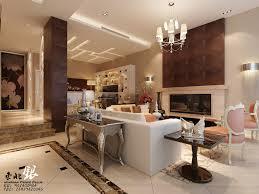 modern chinese kitchen style interiors design