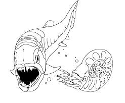Migliore 20 Disegni Da Colorare Di Dinosauri Marini Aestelzer