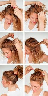 Hairband Hairstyle the 25 best curly hair dos ideas hairstyles curly 4714 by wearticles.com