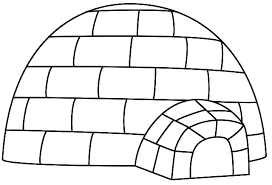 Small Picture Igloo 8 Buildings and Architecture Printable coloring pages