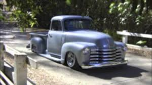 BAGGED 1954 CHEVY TRUCK - YouTube