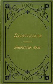 evolution of darwin marriott library the university of utah gray darwiniana