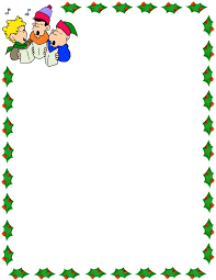 christmas menu borders fall border clipart free 22 best christmas borders images on
