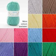 Sirdar Snuggly Dk Knitting Yarn 50g Balls Various Colours