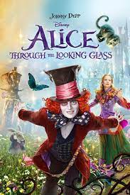 alice through the looking glass full