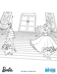 Keira Tori And Their Pets Coloring Pages Hellokids Com