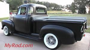 1952 FAT fender Chevy hot rod pickup (video 2) - MyRod.com - YouTube