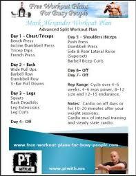Weight Machine Workout Routines Aws