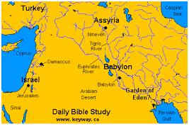 Garden Of Eden Location In Genesis