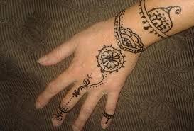 Tetování Hennou Atrakce Doplňky Programu Dětské Programy