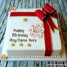 Download Free Happy Birthday Cake With Name