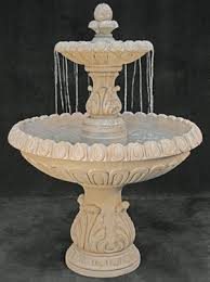 decorative water fountains in san go