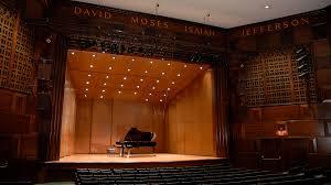 Kaufmann Concert Hall Rentals 92y New York