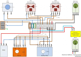 buzzing sound from motorised valve since heatmiser install Honeywell V4043 Wiring Diagram thank you very much for any assistance honeywell v4043h wiring diagram