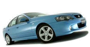 Ba Ford Falcon Mkii News Reports Motoring Web Wombat