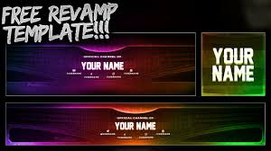 Youtube Logo Templates Free Youtube Banner Templates Fresh Free Youtube Banner