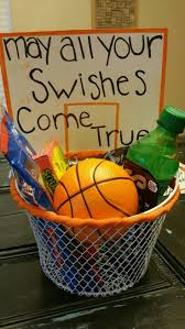 Senior Night Girls Basketball Gift Ideas (with Pictures)