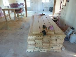 interior low budget diy plywood plank floors diydork com petite floor 8 plywood plank