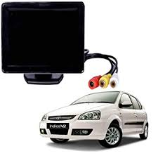 RWT 4.3 <b>Inch</b> Car <b>Dashboard</b> Screen <b>for</b> Tata Indigo <b>V2</b>: Amazon.in ...