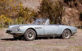 Barn Find Ferrari 330 Gts Expected To Fetch Large Sum At Auction