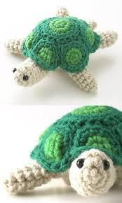 Free Crochet Turtle Pattern Impressive Crochet Turtle Amigurumi Free Patterns