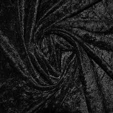 crushed velvet texture. Black Crushed Velvet Texture