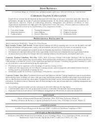 Technical Trainer Resume Technical Training Manager Resume Corporate Trainer Resume Examples