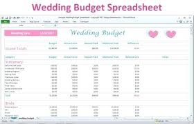 Wedding Planning Budget Wedding Costs Spreadsheet Image 0 Wedding Planning Budget Checklist