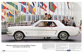 the mustang was introduced on april 17 1964 in new york and went on
